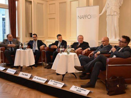 NAFFO-Symposium im Bundestag