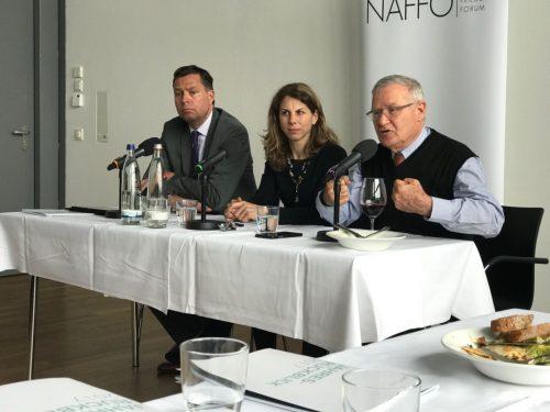 NAFFO bei der Münchner Sicherheitskonferenz
