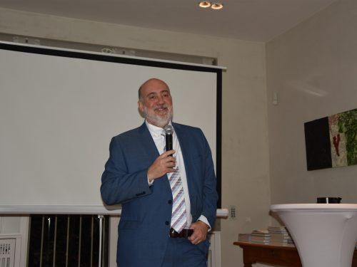 NAFFO-Mitgliederabend mit Botschafter Ron Prosor in Frankfurt am Main