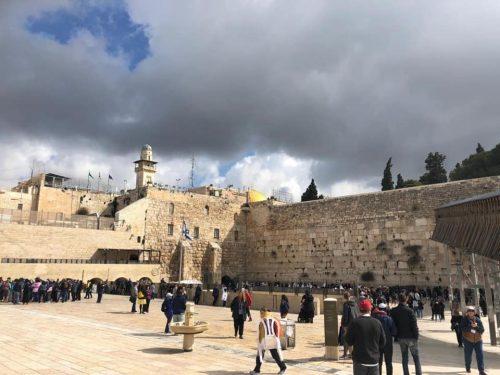 NAFFO-Delegationsreise nach Israel und in die palästinensischen Gebiete - 24.-28. März 2019