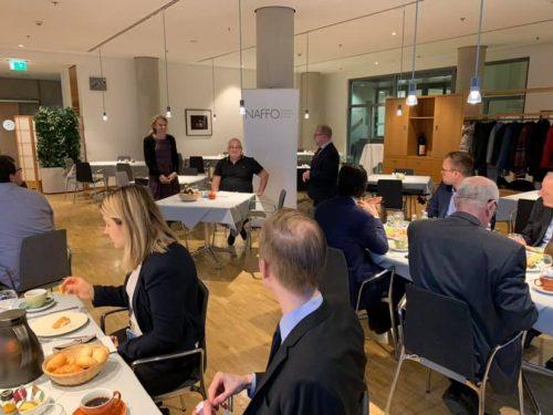 Parlamentarisches Frühstück: Analyse der Wahlen in Israel