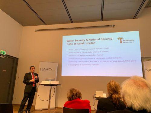 NAFFO bei der Münchner Sicherheitskonferenz 2019