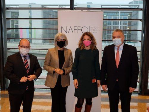 NAFFO-Diplomatisches Frühstück: Das Abraham Abkommen - Chance für den Nahen Osten?